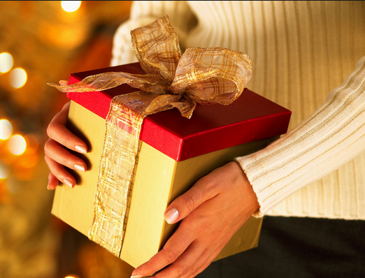 present (Christmas)