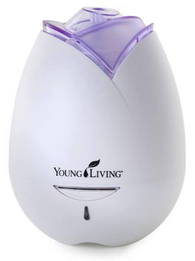 purple diffuser