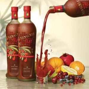 ningxia red 2 bottle